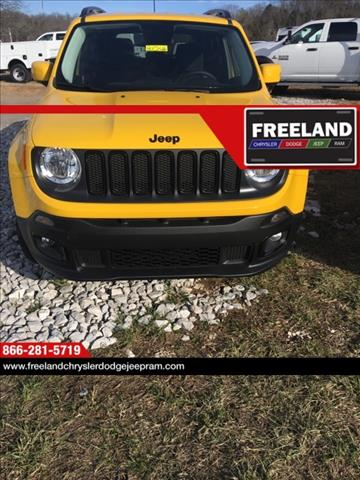 2017 Jeep Renegade for sale in Russellville, KY