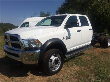 2016 RAM 5500HD for sale in Russellville, KY
