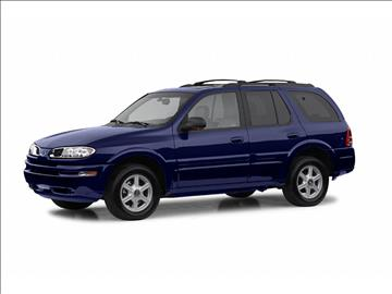 2002 Oldsmobile Bravada for sale in Russellville, KY