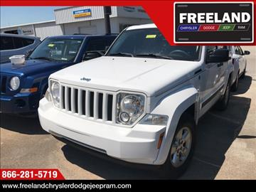 2012 Jeep Liberty for sale in Russellville, KY