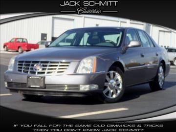 2007 Cadillac DTS for sale in O Fallon, IL
