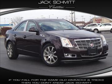 2008 Cadillac CTS for sale in O Fallon, IL