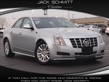 2012 Cadillac CTS for sale in O Fallon, IL