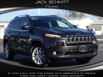 2016 Jeep Cherokee for sale in O Fallon, IL