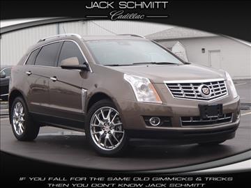 2014 Cadillac SRX for sale in O Fallon, IL