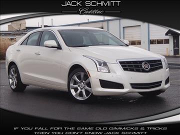 2014 Cadillac ATS for sale in O Fallon, IL