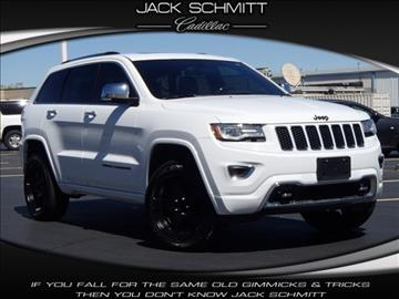 2014 Jeep Grand Cherokee for sale in O Fallon, IL