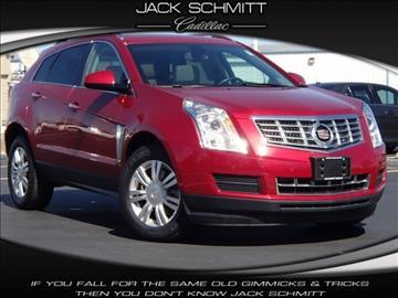 2016 Cadillac SRX for sale in O Fallon, IL