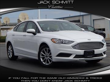 2017 Ford Fusion for sale in O Fallon, IL