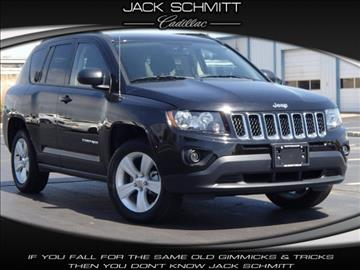 2017 Jeep Compass for sale in O Fallon, IL