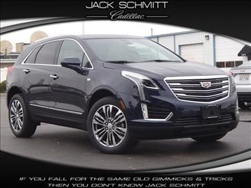 2017 Cadillac XT5 for sale in O Fallon, IL