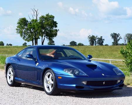 2000 Ferrari 550 for sale in Siloam Springs, AR