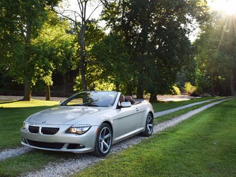 2008 BMW 6 Series for sale at Ehrlich Motorwerks in Siloam Springs AR