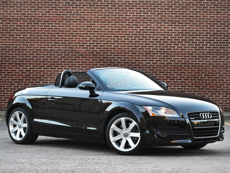 2008 Audi TT for sale at Ehrlich Motorwerks in Siloam Springs AR