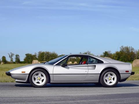 1979 Ferrari 308GTB for sale at Ehrlich Motorwerks in Siloam Springs AR