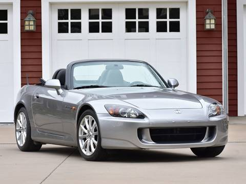 2006 Honda S2000 for sale at Ehrlich Motorwerks in Siloam Springs AR