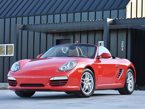 2011 Porsche Boxster for sale in Siloam Springs, AR