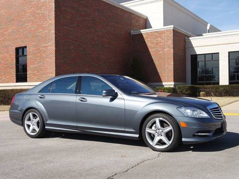 2010 Mercedes-Benz S-Class for sale at Ehrlich Motorwerks in Siloam Springs AR