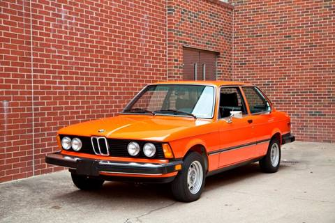 1977 BMW 3 Series for sale at Ehrlich Motorwerks in Siloam Springs AR