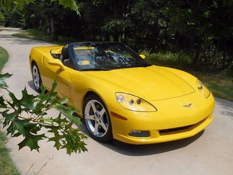 2005 Chevrolet Corvette for sale at Ehrlich Motorwerks in Siloam Springs AR