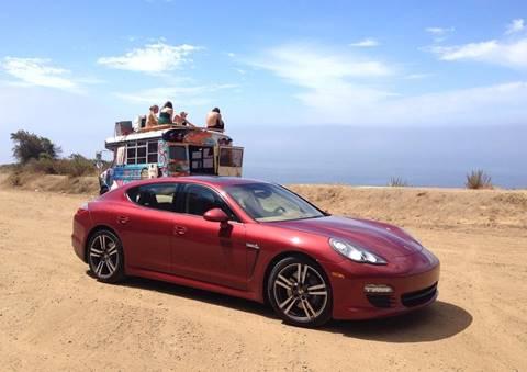 2012 Porsche Panamera for sale at Ehrlich Motorwerks in Siloam Springs AR