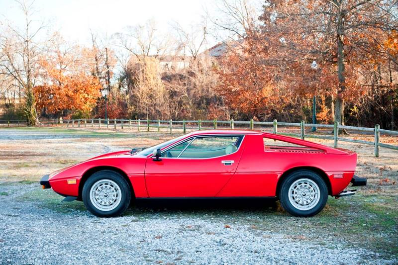 1980 Maserati Coupe for sale at Ehrlich Motorwerks in Siloam Springs AR
