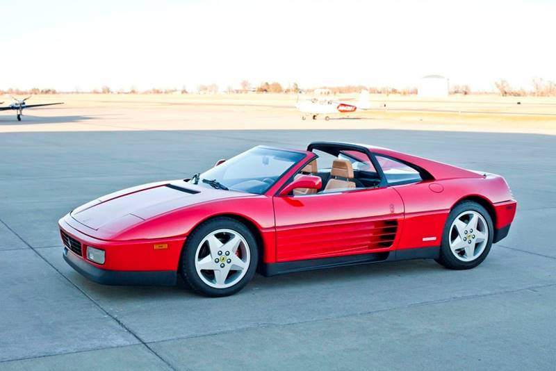 1989 Ferrari 348 for sale at Ehrlich Motorwerks in Siloam Springs AR