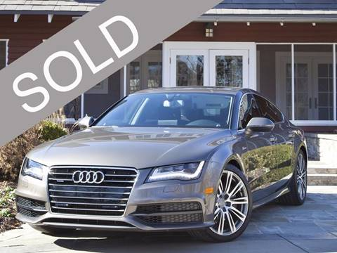 2012 Audi A7 for sale at Ehrlich Motorwerks in Siloam Springs AR