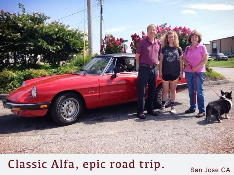 1986 Alfa Romeo Spider for sale at Ehrlich Motorwerks in Siloam Springs AR