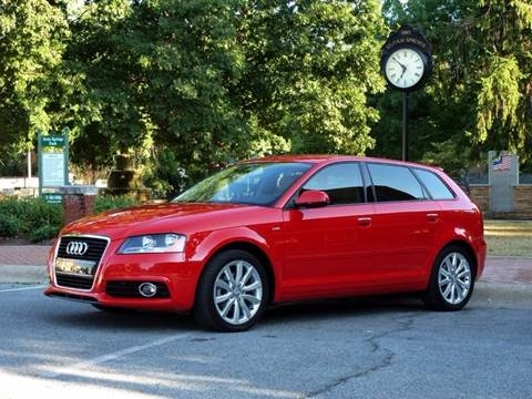 2011 Audi A3 for sale at Ehrlich Motorwerks in Siloam Springs AR