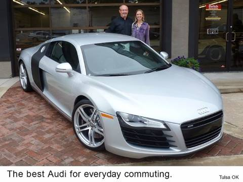 2008 Audi R8 for sale at Ehrlich Motorwerks in Siloam Springs AR