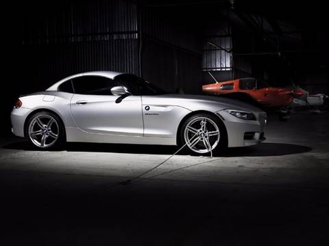 2011 BMW Z4 for sale at Ehrlich Motorwerks in Siloam Springs AR