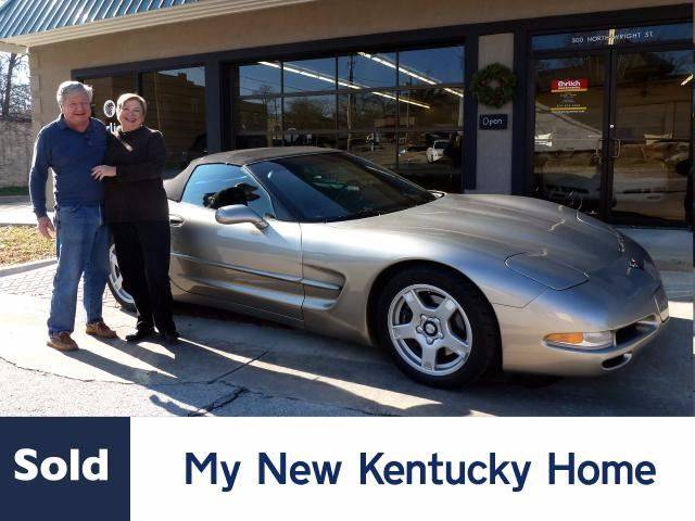 1999 Chevrolet Corvette for sale at Ehrlich Motorwerks in Siloam Springs AR