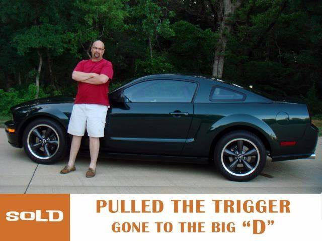 2008 Ford Mustang for sale at Ehrlich Motorwerks in Siloam Springs AR