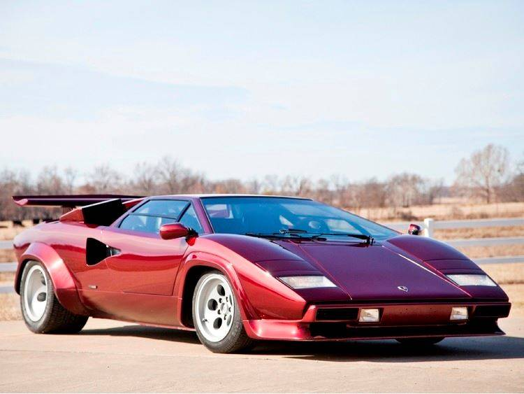 1980 Lamborghini Countach for sale at Ehrlich Motorwerks in Siloam Springs AR