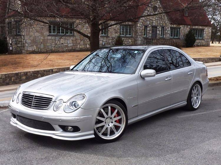 2005 Mercedes-Benz E-Class for sale at Ehrlich Motorwerks in Siloam Springs AR