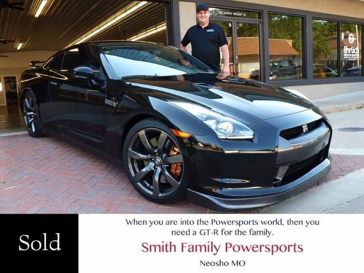 2009 Nissan GT-R for sale at Ehrlich Motorwerks in Siloam Springs AR