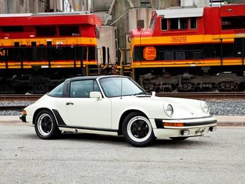 1982 Porsche 911 for sale at Ehrlich Motorwerks in Siloam Springs AR