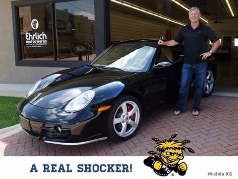 2006 Porsche Cayman for sale at Ehrlich Motorwerks in Siloam Springs AR