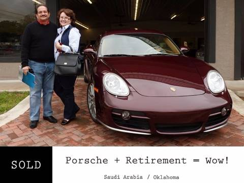 2006 Porsche Cayman for sale at Ehrlich Motorwerks in Siloam Springs AR