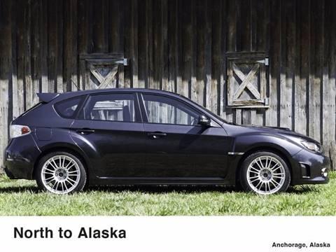 2008 Subaru Impreza for sale at Ehrlich Motorwerks in Siloam Springs AR