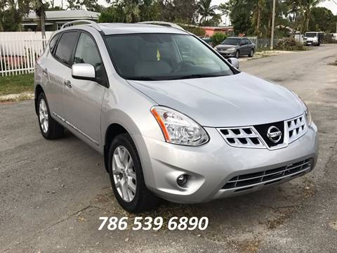 2011 Nissan Rogue for sale in Miami, FL