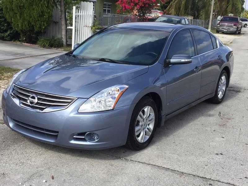 2010 Nissan Altima For Sale At Albert Auto Sales In Miami FL