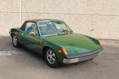 Porsche 914 For Sale Carsforsale Com
