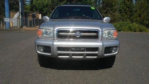 2003 Nissan Pathfinder for sale in Vancouver, WA