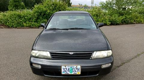 1995 Nissan Altima for sale in Vancouver, WA