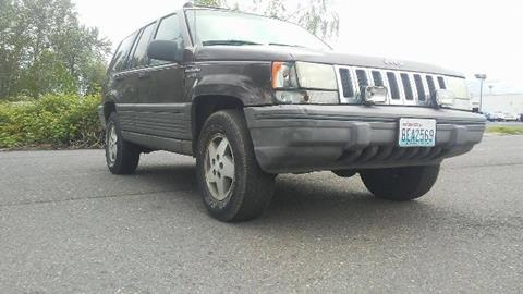 1994 Jeep Grand Cherokee for sale in Vancouver, WA