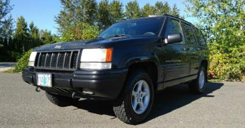 1998 Jeep Grand Cherokee for sale in Vancouver, WA