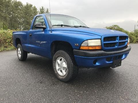 2000 Dodge Dakota for sale in Vancouver, WA