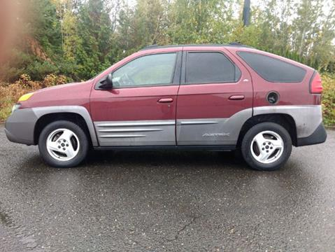 2001 Pontiac Aztek for sale in Vancouver, WA